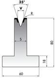 Матрица T80-10-35