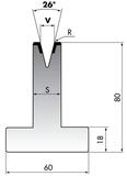 Матрица T80-06-26
