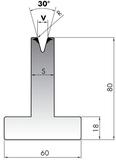 Матрица T80-10-30