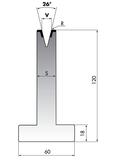 Матрица T120-12-26
