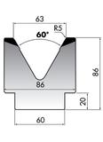 Матрица M110-60-80
