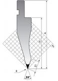 Пуансон P.116-35-R08/R15