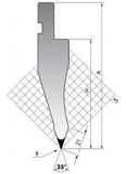 Пуансон P.120-35-R08/R15