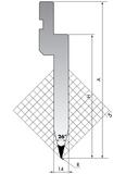 Пуансон PU.117-26-R08/R3