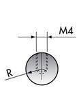 Пуансон C3 - C7,5