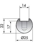 Пуансон C17.12