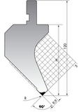Пуансон PK.120-90-R08/R025