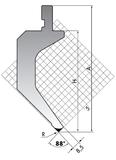 Пуансон P.150-88-R08/R3