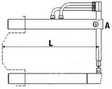 Верхнее плечо TECNA 4762