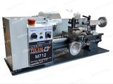 Мини токарный станок MetalMaster MML M712