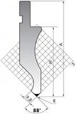 Пуансон D.116-88-R08-R3