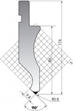 Пуансон DK.116-90-R08