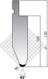 Пуансон P.130-45-R6