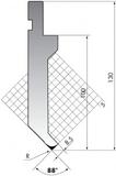 Пуансон P.130-88-R025