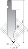 Пуансон P.135-75-R08