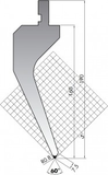 Пуансон P.190-60-R08