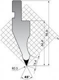 Пуансон P.97-45-R05