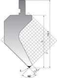 Пуансон PK.135-90-R08-R025