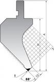Пуансон PK.120-88-R025