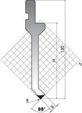 Пуансон PK.130-88-R025