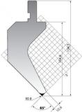 Пуансон PK.135-85-R08