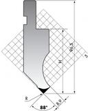 Пуансон PK.97-88-R025