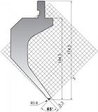 Пуансон TOP.175-85-R08-S