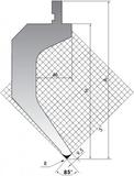 Пуансон TOP.205-85-R08/R2