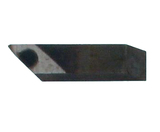 Резец Вставка - нож d10х35мм, оснащ. эльбором-Р,(композит01), 68°и 72° к торцевым фрезам