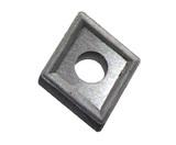 Пластина CNGN - 160812 ВОК-200 ромбическая гладкая