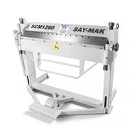 Ручной сегментный листогиб SCM-P 1260