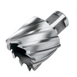 Сверло d 13х50мм корончатое кольцевое Р6АМ5 хвостовик Weldon 19мм по металлу (без выталкивателя)