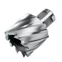 Сверло d 30х50мм корончатое кольцевое Р6АМ5 хвостовик Weldon 19мм по металлу (без выталкивателя)