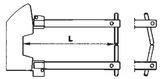 Комплект плеч TECNA 7501
