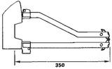 Комплект плеч TECNA 7507