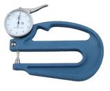 Толщиномер индикаторный настольный ТН 10-60 М (0-10мм) цена дел.0,01мм г.в.1982-1990