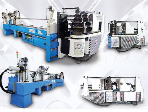 Самый производительный дорновой автоматический трубогиб